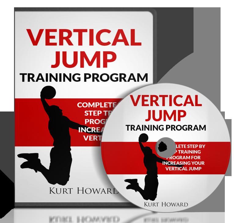 vertical explosion training program bonus
